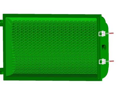 工学乳胶zhen头模具710*400*25mm